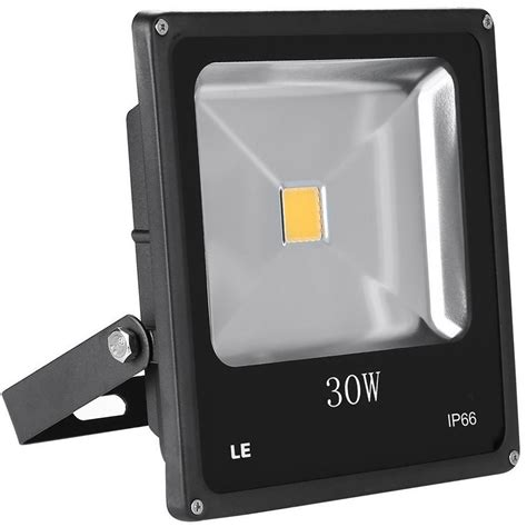 led flood light bright 30w led floodlight warm white ip66 waterproof