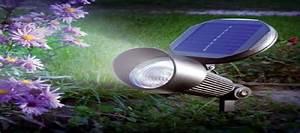 eclairage led solaire deco lumineuse With spot eclairage arbre exterieur 8 pot lumineux ledinterieur et jardin deco lumineuse
