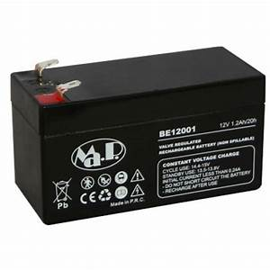 Batteria 12 Volt : batteria 12 volt 1 2 amp be 12001 torce e pile ~ Jslefanu.com Haus und Dekorationen