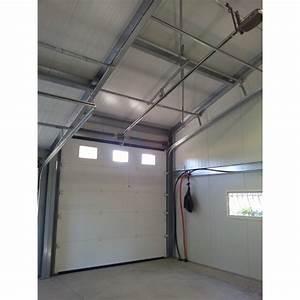 Hauteur Porte De Garage : porte de garage sectionnelle sirroco ~ Melissatoandfro.com Idées de Décoration