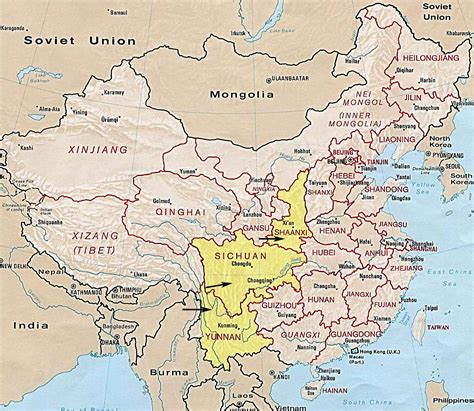 map  china provinces  capital cities china ethnic