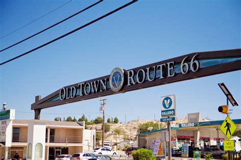 Historic Route 66 Pictures From California Route 66 Attractions From Barstow To Victorville