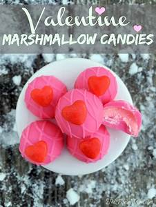 Valentine Marshmallow Candies · The Typical Mom