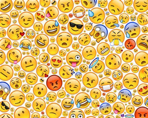 Wallpaper Of Emojis