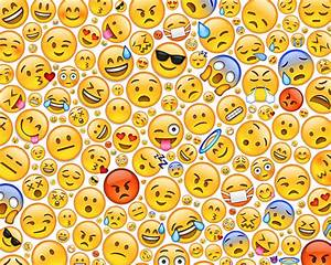 The Emoji Wallpaper by uzijin on DeviantArt