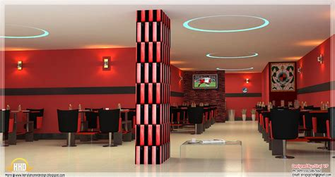 Home Design Surprising 3d Restaurant Interior Design 3d