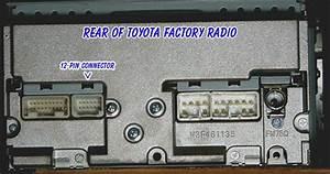 2005 Toyota Prius Aux Input