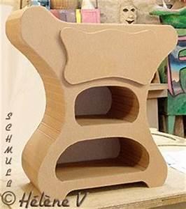 Meuble En Carton Design : 611 best meuble en carton images on pinterest cartonnage cardboard furniture and cardboard paper ~ Melissatoandfro.com Idées de Décoration