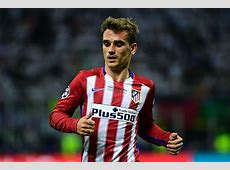 Atletico Madrid forward Antoine Griezmann in race to be