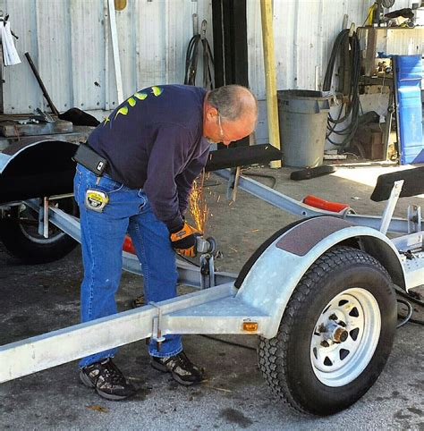 Aluminum Boat Trailer Manufacturers by Home Loadmaster Trailers