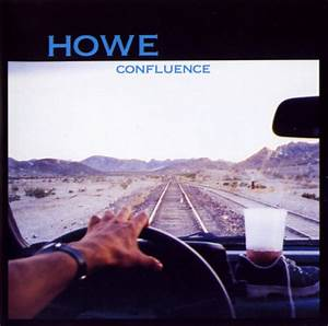 "Howe Gelb - ""Confluence"" - Thrill Jockey LP - 2001"