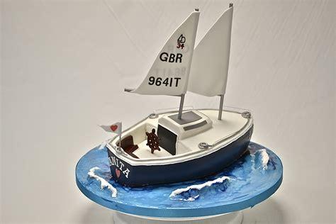 Sailing Boat Cake sailing boat cake celebration cakes cakeology