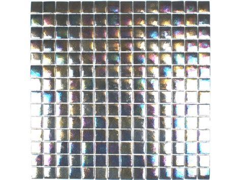 levanzo iridescent glass mosaic