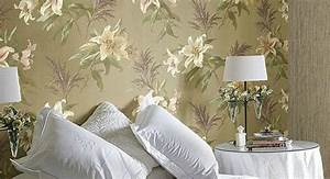 Modern Wallpaper Combinations for Interior Decorating with ...