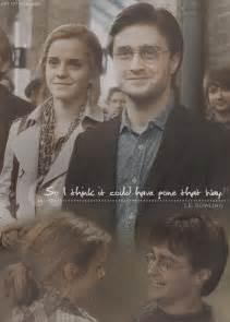 Harry Potter and Hermione Fan Art