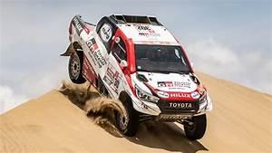 Dakar 2019 Direct : toyota gazoo racing hilux wins 2019 dakar rally ~ Medecine-chirurgie-esthetiques.com Avis de Voitures