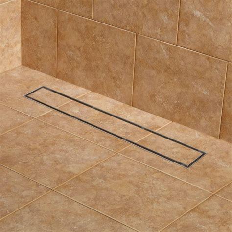 Dusche Mit Ablaufrinne by Cohen Linear Shower Drain Bathroom