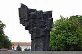 Płock - Pomnik Władysława Broniewskiego
