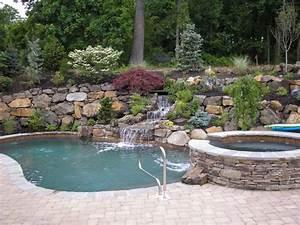 Gartengestaltung Mit Steinen : gartengestaltung mit steinen 17 nat rlich wirkende ideen ~ Watch28wear.com Haus und Dekorationen