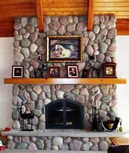 made rock for fireplaces 60 concrete river rock molds to make 1000s of