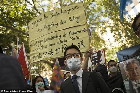 Hong Kong summons German consul in friction over asylum ...