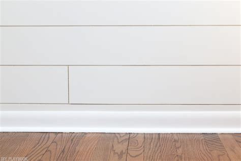 A stepbystep tutorial on how to DIY New Baseboard