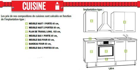 dimension standard meuble de cuisine id 233 es de d 233 coration int 233 rieure decor