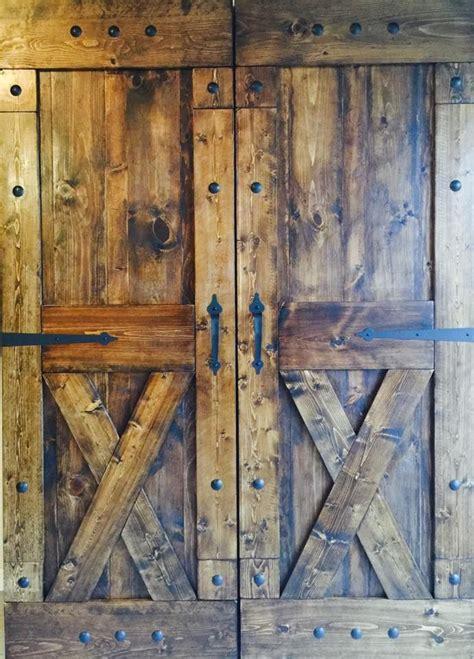 rustic barn doors rustic sliding barn doors at affordable prices split x