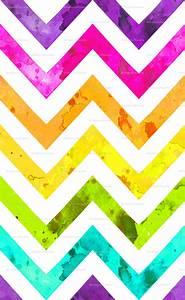 Cute Chevron Wallpaper