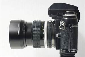 Nikon F3 Plus 85mm F2