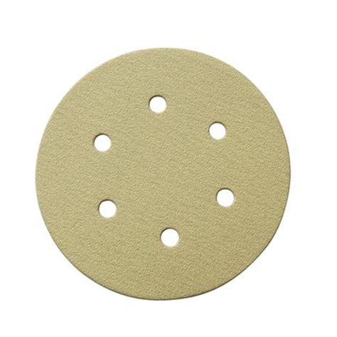 powertec    hole  grit hook  loop sanding discs
