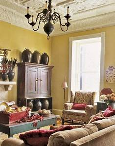 Warme Farben Wohnzimmer : wohnzimmer antike vasen m bel warme farben projekt zimmer pinterest wohnzimmer wohnzimmer ~ Buech-reservation.com Haus und Dekorationen