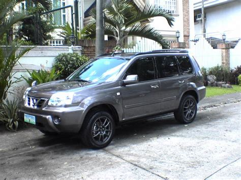 Nissan X Trail Modification by Kenkim8 2005 Nissan X Trail Specs Photos Modification