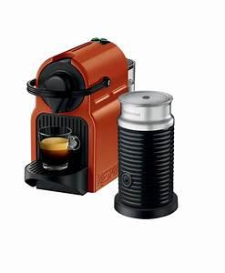 Nespresso Inissia Krups : nespresso krups inissia orange aeroccino3 ~ Melissatoandfro.com Idées de Décoration