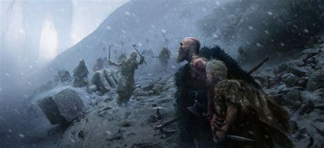 The Art Of God Of War Concept Art World