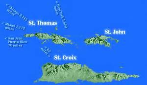 US Virgin Islands Maps - United States Virgin Islands U.S. Virgin Islands