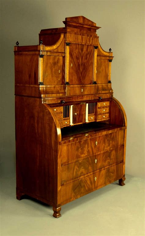 bureau secretaire antique bureau secretaire biedermeier circa 1825 30