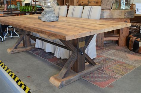 industrial style dining room tables 15645
