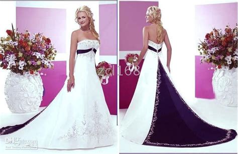 Permalink to Cheap Black And White Wedding Dresses