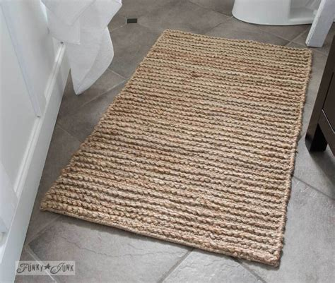 rustic bath mat 36 best farmhouse bathroom design and decor ideas for 2018