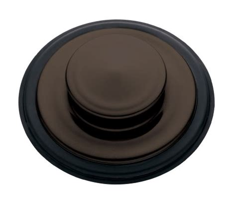Insinkerator Sink Top Switch Rubbed Bronze by Insinkerator Stp Orb Sink Stopper Rubbed Bronze