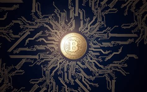 Your bitcoin wallpaper stock images are ready. Download wallpapers bitcoin, crypto currency sign, blue technological background, finance ...