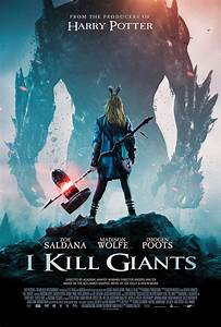The First Trailer and Poster for I Kill Giants - Bleeding ...