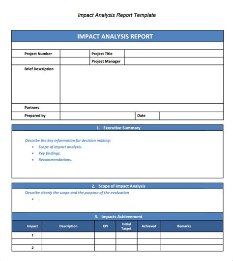 analysis report templates  word apple pages