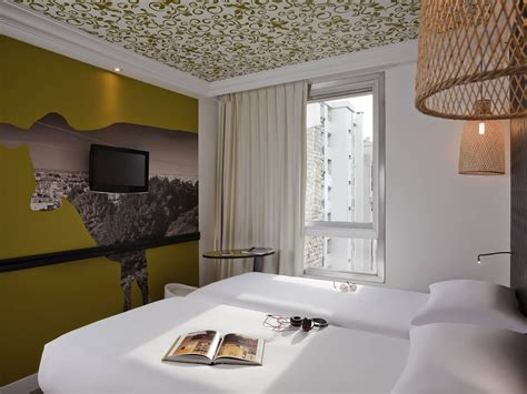 chambre ibis style hotel in ibis styles buttes chaumont