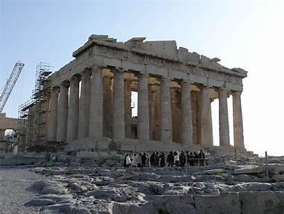 Greece Ancient Acropolis Athens Wallpapers Sanon Leona
