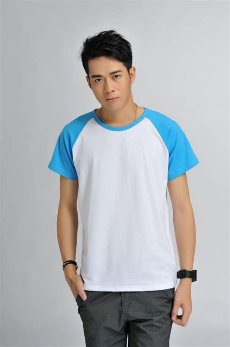 Tshirt Pria Johny kaos polos katun pria o neck size l 86205 t shirt