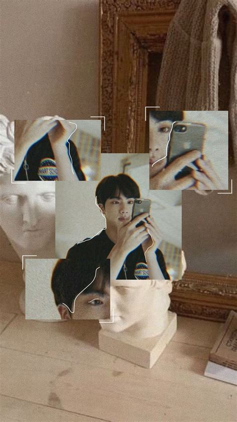 bts jin aesthetic bts jin kpop aesthetic bts wallpaper