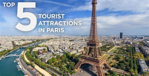 Top 5 Tourist Attractions In Paris  The Event Channel