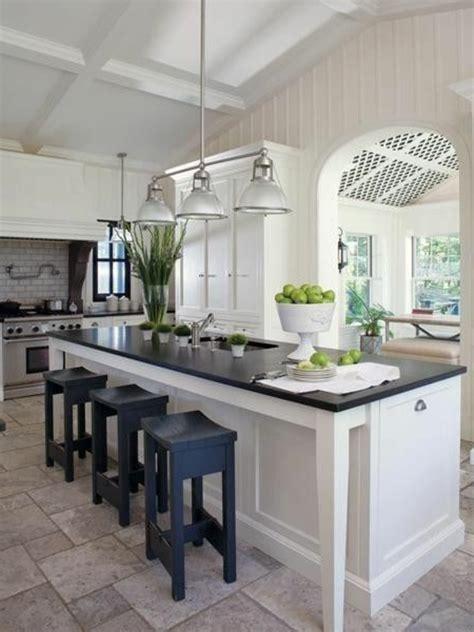 idee ilot central cuisine la cuisine avec îlot central idées de décoration et